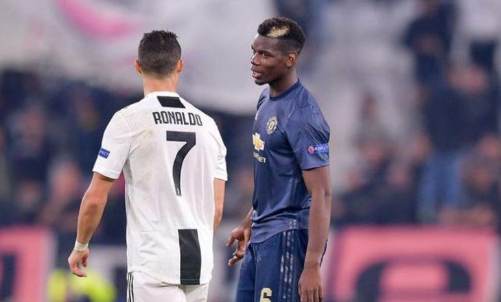 Juve dhe United mendojnë shkëmbimin Ronaldo-Pogba