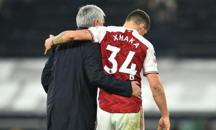 Xhaka: Jam krenar për interesimin e Mourinhos për mua