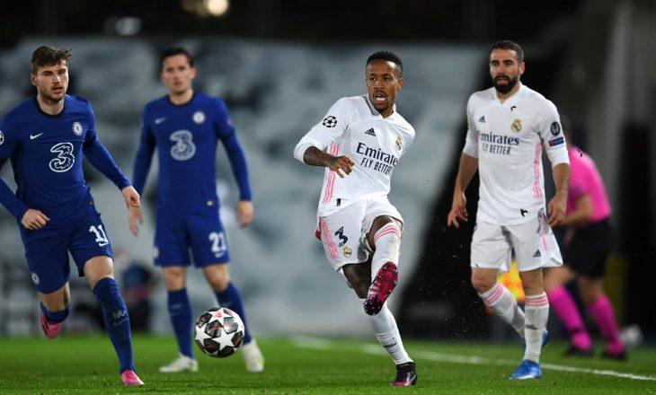 Formacionet e mundshme të sfidës së dytë kthyese mes Chelseat dhe Real Madrid