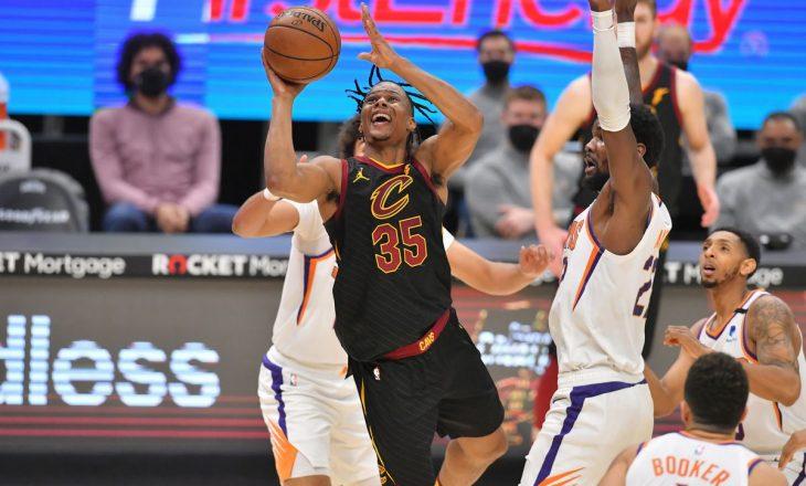 Phoenix Suns mposht Cleveland Cavaliers – rezultatet në NBA
