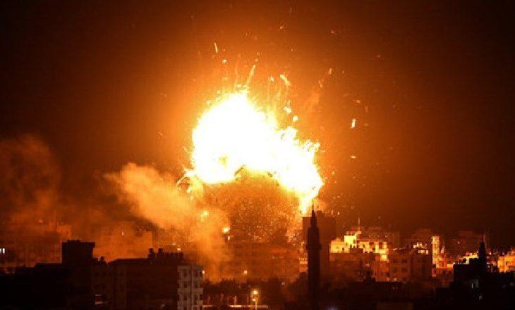 22 të vdekur përfshirë edhe fëmijë nga një sulm ajror në Gaza