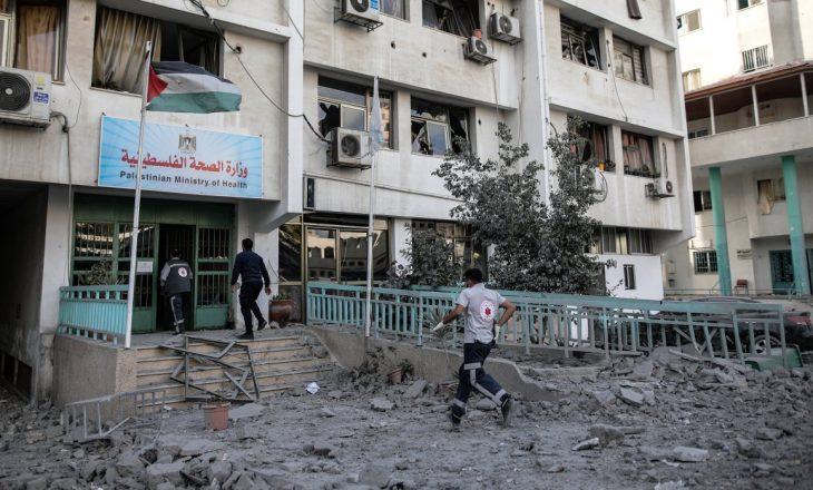 Sulmet ajrore izraelite vrasin gazetarin palestinez në shtëpinë e tij në Gaza