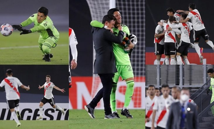 """River Plate me mesfushorin në portë fiton """"Copa Libertadores"""", mposht në finale kolumbianët e Santa Fe"""