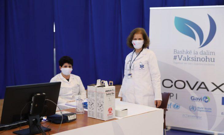 54 mijë persona janë vaksinuar kundër COVID-19