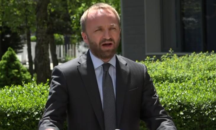 Tahiri i PDK-së: Kërkojmë nga Kurti ta shkarkojë menjëherë ministren Gërvalla, Serbia mund t'i përdorë fjalimet e saj në dëm të Kosovës