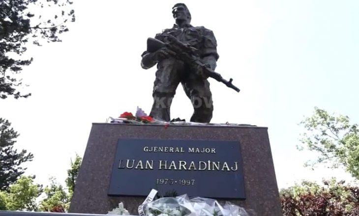 Presidentja Osmani në 22 vjetorin e rënies së Luan Haradinajt: Sot përkulemi me respekt para tij