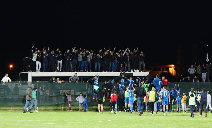 Deçiqi mposht Sutjeskën si mysafir, ngjitet në vendin e dytë në elitën e futbollit malazez