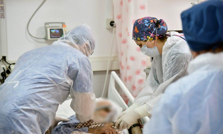 Spitali i Gjakovës trajtoi mbi një mijë pacientë nga fillimi i pandemisë