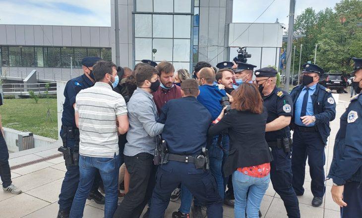 """Më vjen keq që u arrestua e tërë partia"", PSD i reagon Haxhi Avdylit"