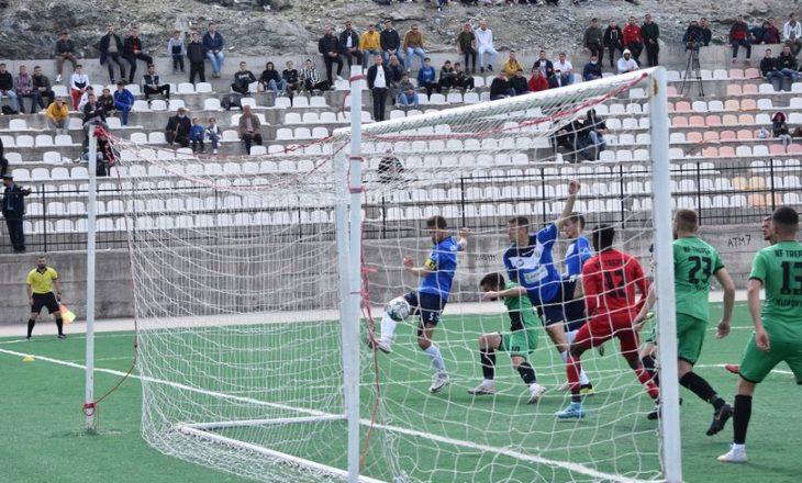 Malisheva mposht Trepçën, vazhdon drejt Superligës – rezultatet në Ligën e Parë