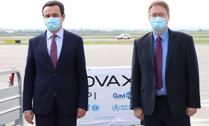 Abbott për arritjen e vaksinave COVID-19: I kënaqur që arritëm këtë moment të rëndësishëm
