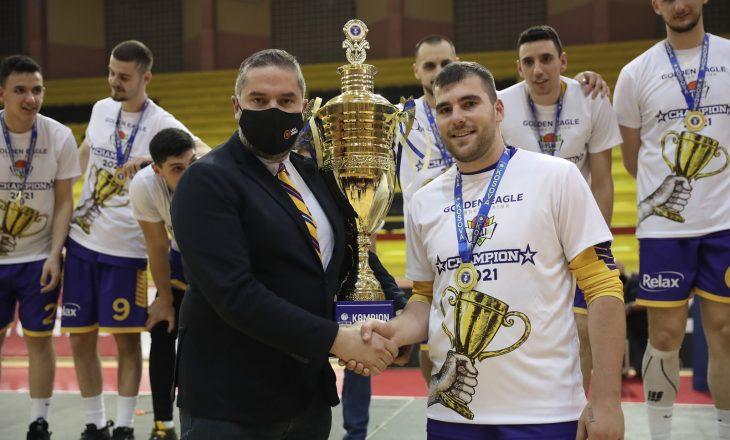 Golden Eagle Ylli shpallet kampion i Kosovës në basketboll, mposht Pejën ne ndeshjen e tretë finale