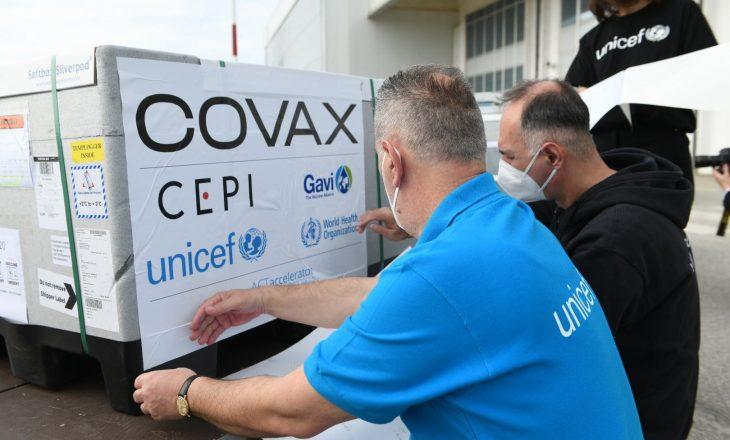 Arrijnë në Kosovë edhe 38 mijë e 400 doza të vaksinës AstraZeneca