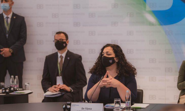 Osmani në Samitin Brdo-Brijun: Nga Serbia kërkojmë t'i dorëzojë para drejtësisë kriminelët e luftës