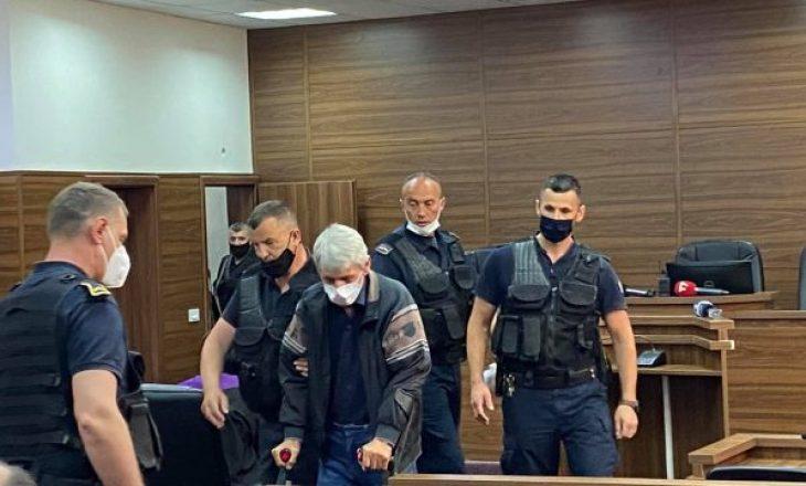 Naser Pajazitaj dënohet me burgim të përjetshëm për vrasjen e Donjeta Pajazitajt