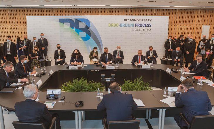 Vuçiq flet pas takimit me liderët e rajonit: Kishte shumë mospajtime