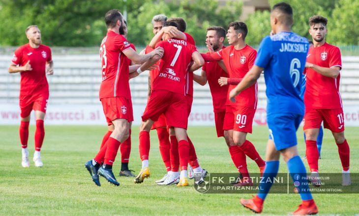 Kategoria Superiore: Partizani mposht Teutën në Durrës – rezultatet