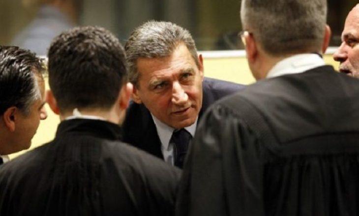 Ish-avokati i Gotovinës akreditohet nga Specialja si mbrojtës i Thaçit