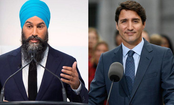 Partia e Re Demokratike kanadeze kërkon nga kryeminstri Trudeau të ndalojë shitjen e armëve Izraelit