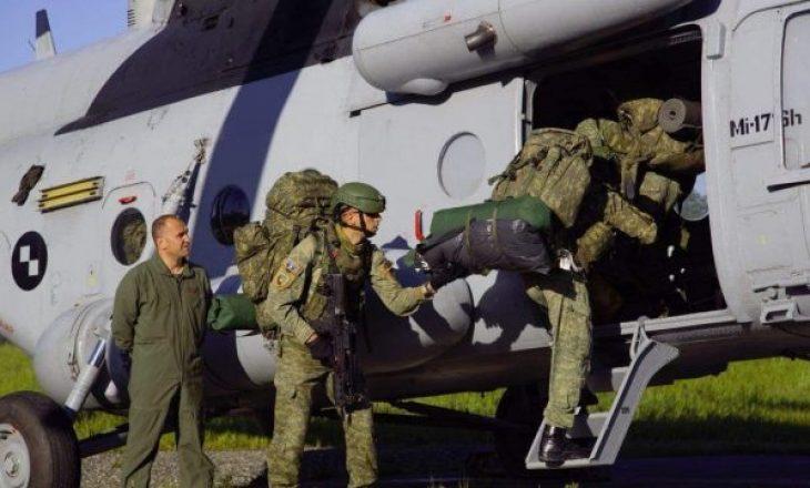 """Osmani dhe Kurti vizitojnë ushtarët e FSK-së në """"Defender Europe 21"""""""