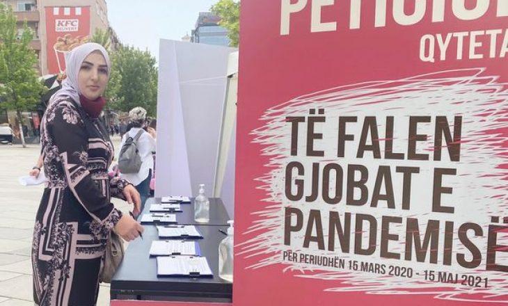 Ismaili e PDK-së nënshkruan peticionin për faljen e gjobave gjatë pandemisë