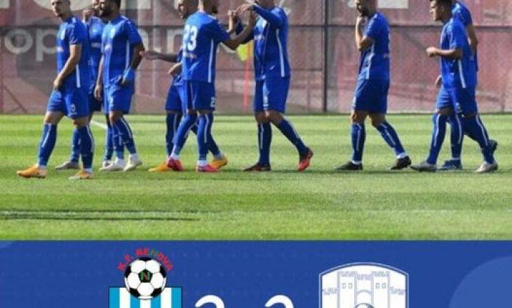 Pas barazhit Renova siguron mbetjen në elitën e futbollit të Maqedonisë së Veriut