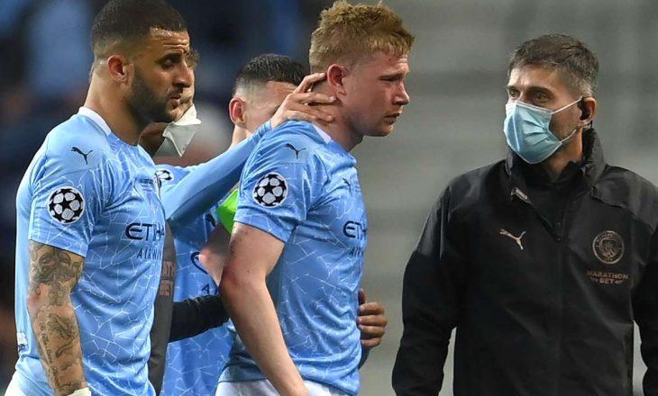 De Bruyne mund ta humbë EURO 2020 shkaku i lëndimit