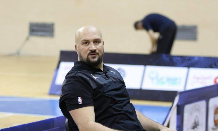 Muhamed Thaçi, trajneri i vitit në Gjeorgji