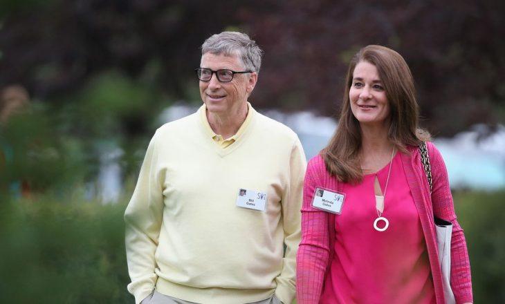 Pas 27 vitesh, Bill Gates ndahet nga gruaja
