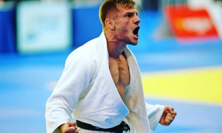 Akil Gjakova me video motivuese para Lojërave Olimpike