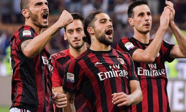 Milan mund të sigurojë sonte Ligën e Kampionëve
