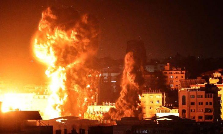 Netanyahu zotohet të vazhdojë sulmet në Gaza