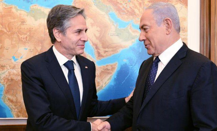 Blinken thotë se ShBA-ja do të kontribuojë në rindërtimin e Gazës