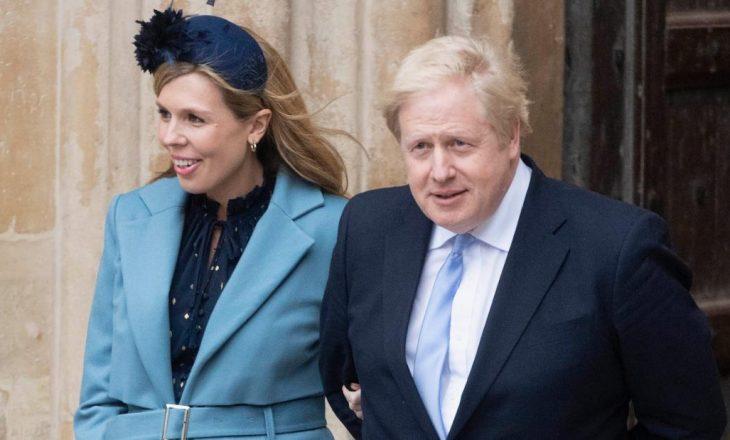 Martohet kryeministri britanik në një ceremoni të fshehtë në katedralen e Westminister