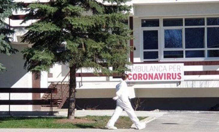 Një i vdekur nga COVID-19 në Kosovë, rritet numri i rasteve të reja