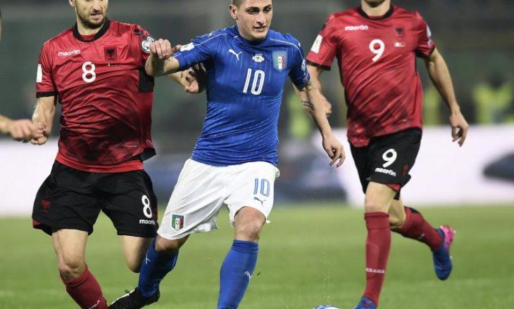 Lëndohet mesfushori italian me PSG-në, rrezikon pjesëmarrjen në Kampionatin Europian