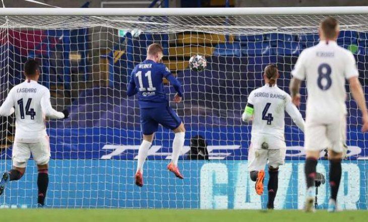 Pas pjesës së parë Chelsea në avantazh ndaj Real Madrid