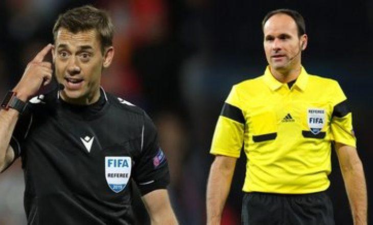 UEFA cakton gjyqtarët për ndeshjet finale të Champions dhe Europa League