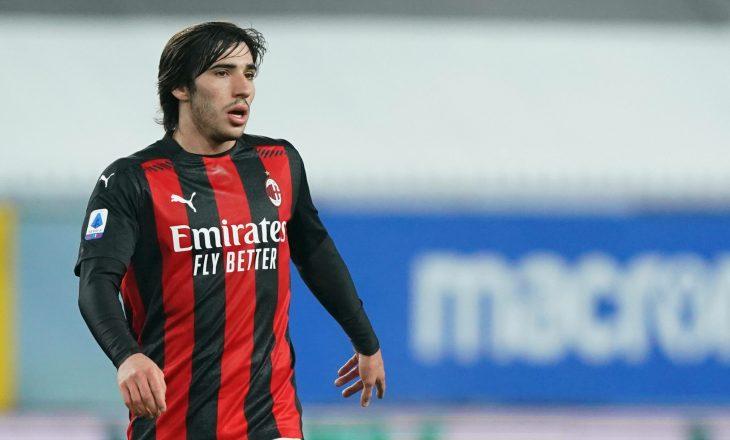 Sandro Tonali nuk bind Milanin, mesfushori kthehet te Brescia