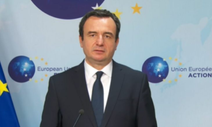 Kurti nga Brukseli kërkon liberalizimin e vizave