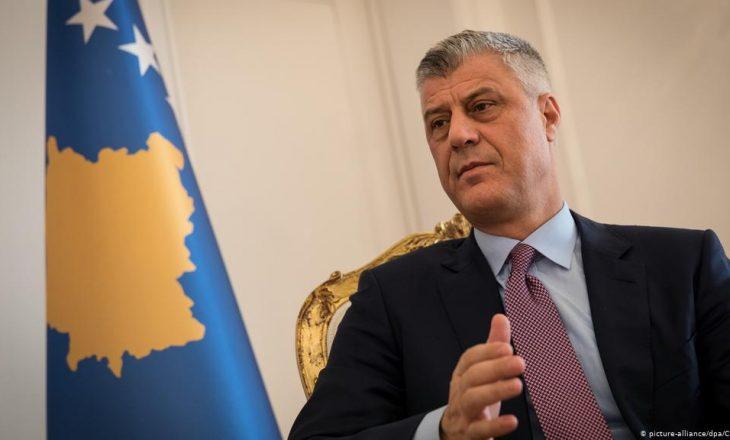 """""""Askush s'mund t'ia humbë meritat Hashim Thaçit"""""""