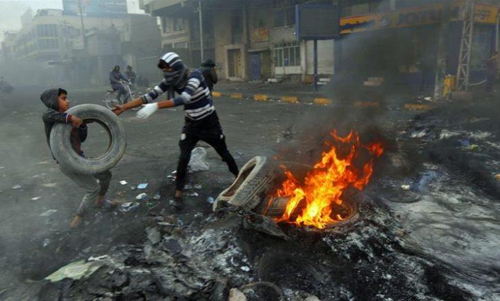Vrasja e një aktivisti shkakton protesta në Karbala të Irakut