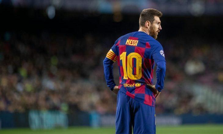 Barcelona do të luajë pa Messin në këtë përballje