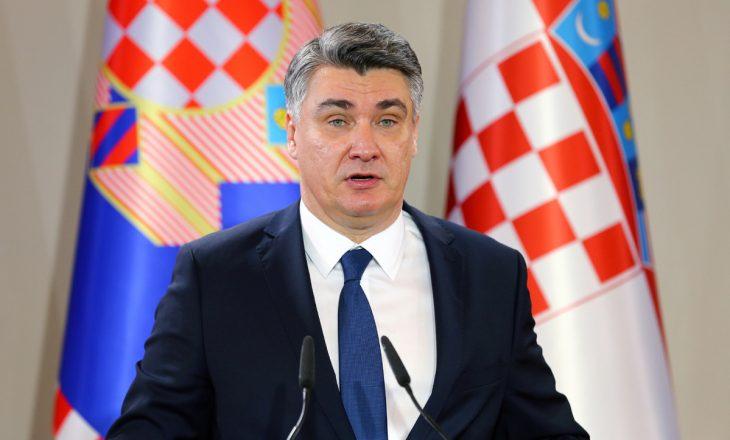 Presidenti kroat: Nuk mund të ofroj garanci për Thaçin