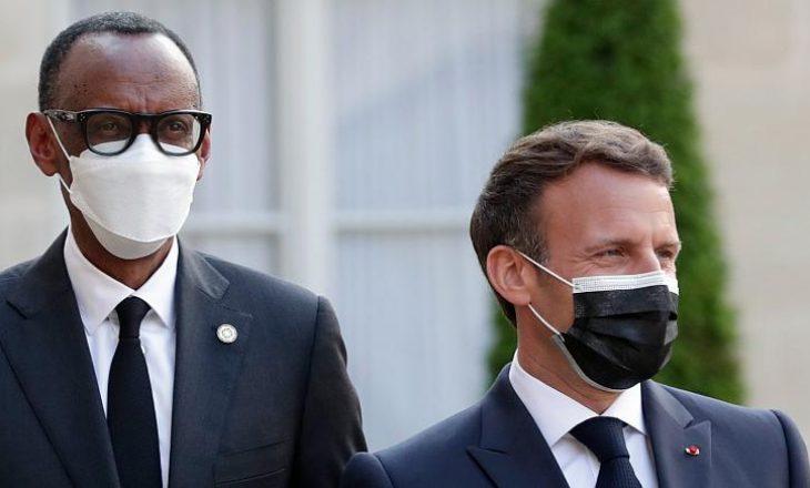 Macron i kërkon falje Ruandës për gjenocid
