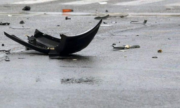 Vetë-aksident në Gjakovë, lëndohet shoferi