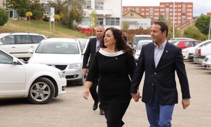 Burri i presidentes Osmani udhëheq me Ambasadën e Kosovës në Maqedoni
