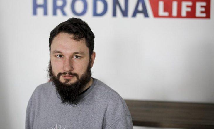 Arrestohet edhe një redaktor bjellorus