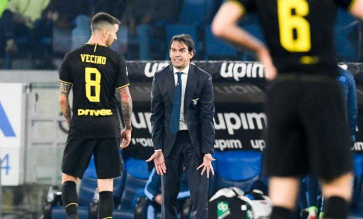 Inzaghi përshëndet tifozët e Lazios me një deklaratë emocionuese