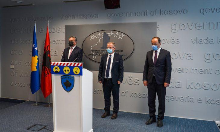 """Bislimi kërkon nga Shqipëria që të hiqet taksa e """"Rrugës së Kombit"""""""